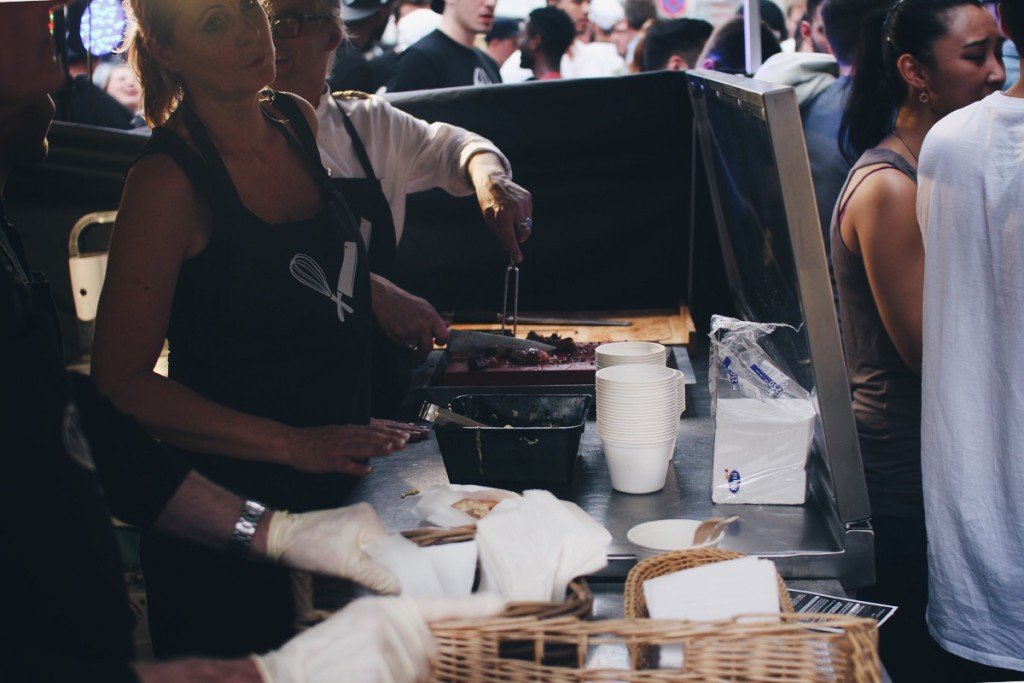 afew x heimplanet future koi pack event japan tag 2016 catering entrecote