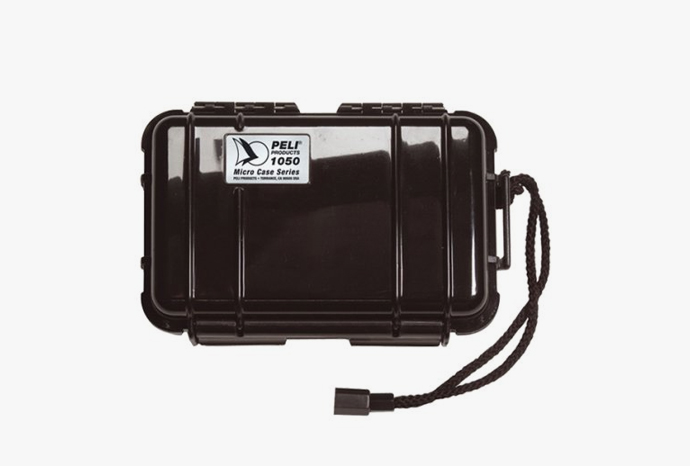 pelican micro case box wasserdicht